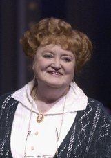 Actor Patsy Rowlands