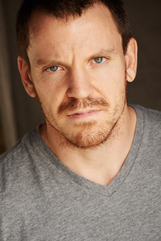 Actor Mike Pfaff