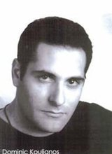 Actor Dominic Koulianos