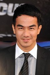 Actor Joe Taslim
