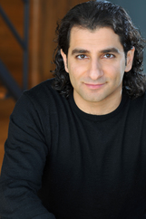 Actor Ziad Ghanem