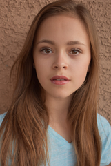 Actor Kelly Petry