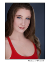 Actor Marissa O'Donnell
