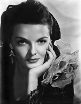 Actor Jane Russell