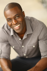 Actor Philip Fornah