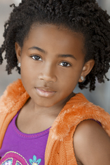 Actor Layla Crawford