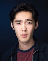 Actor Andre Kim
