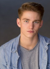 Actor Nico Greetham