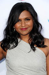 Actor Mindy Kaling