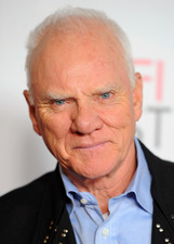 Actor Malcolm McDowell
