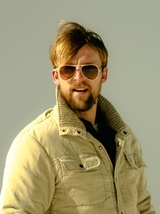 Actor Chad Faust