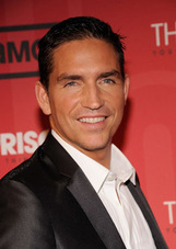 Actor James Caviezel