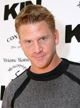 Actor Dash Mihok
