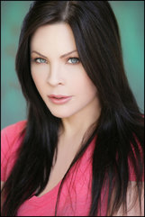 Actor Christa Campbell