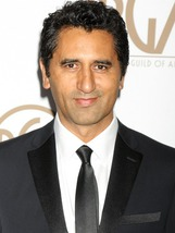 Actor Cliff Curtis