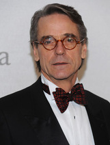 Actor Jeremy Irons