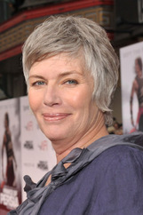 Actor Kelly McGillis