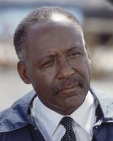 Actor Richard Roundtree