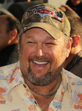 Actor Larry The Cable Guy