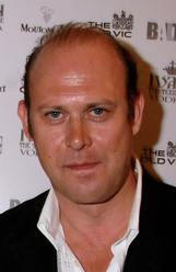 Actor Andrew Woodall
