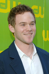 Actor Aaron Ashmore