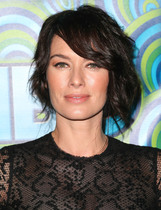 Actor Lena Headey