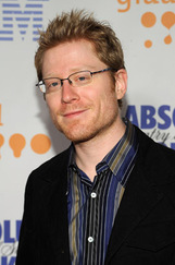 Actor Anthony Rapp