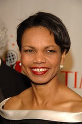 Actor Condoleezza Rice