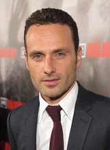 Actor Andrew Lincoln