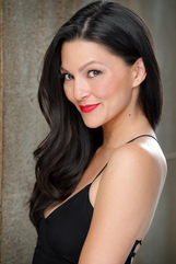 Actor Monica Young