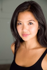 Actor Jenn Liu
