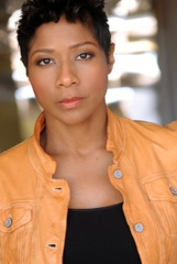 Actor Tasia Sherel
