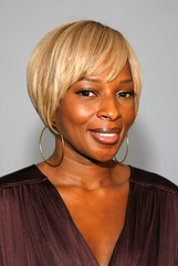 Actor Mary J. Blige