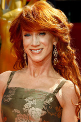 Actor Kathy Griffin