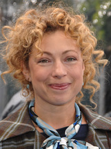 Actor Alex Kingston