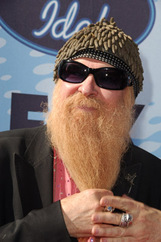 Actor Billy Gibbons