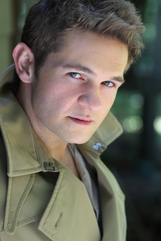 Actor Chase Anderson