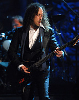 Actor Kirk Hammett