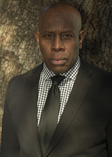 Actor James Moses Black