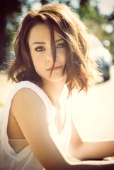 Actor Kathryn Prescott
