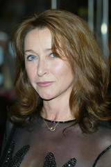 Actor Cherie Lunghi