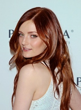 Actor Lydia Hearst