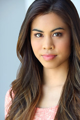 Actor Ashley Argota