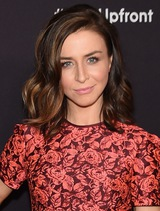 Actor Caterina Scorsone