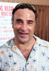 Actor Mark Cohen