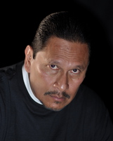 Actor Peter Mark Vasquez