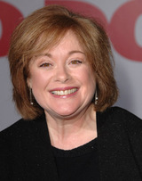 Actor Donna Pescow