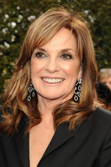 Actor Linda Gray
