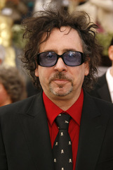 Actor Tim Burton