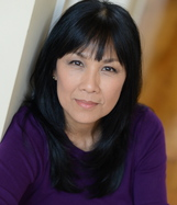 Actor Vickie Eng